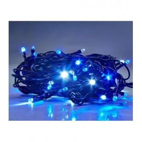 """Гирлянда """"Нить"""" (String Light ) - 8м. 100Led синие свечение+ мерцание, ПВХ кабель"""