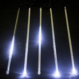 SNOWFALL SET комплект 10 штук по 30см (снегопад) LED белый