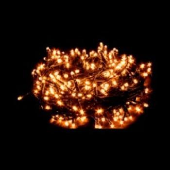 """Гирлянда """"Нить""""(String Light ) -10м, черный, кабель, 100le"""