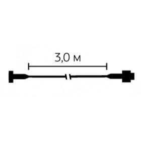 Подключающий кабель для NeonFlex, б/блока,длина 0,2 м 4 м