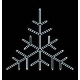 """Снежинка """"002"""" 1 м x 85 см"""