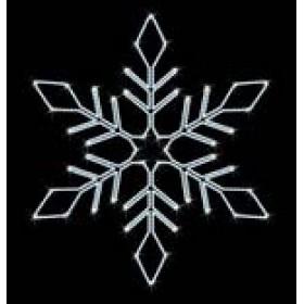 """Снежинка """"003"""" 1 м 10 см x 1 м 10 см"""