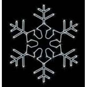 "Снежинка ""007V1"" 1 м 10 см x 1 м"