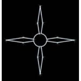 """Звезда """"025"""" 1 м 10 см x 1 м 10 см"""