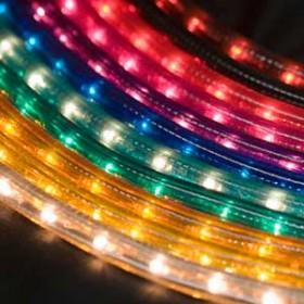 Супер гибкий, горизонтально расположенные диоды, гладкая поверхность, ультра-яркие светодиоды,36led