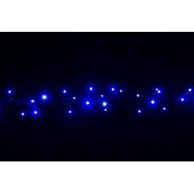 """Гирлянда """"Нить"""" (String Light ) - 10м. 100Led синие свечение, ПВХ кабель"""