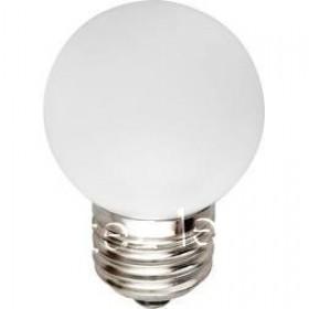 Лампа led bulbs-pure white /1,2-4,5Ватт SMD матовая белая, В22