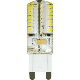 LB-421 230V 3W 64leds   G9 4000K 240Lm