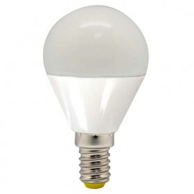 Светодиодная лампа 5W E14 230V 2700K (теплый белый)