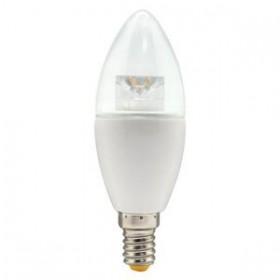 Светодиодная лампа 6W E14 230V 2700K (теплый белый)