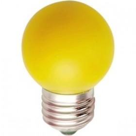 Лампа led bulbs-pure pink- /1,2-4,5Ватт SMD матовая зеленого,В22